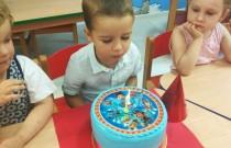 3 urodziny Rocha – grupa Lwiątek