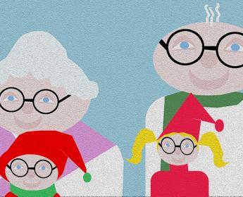 Dzień Babci iDziadka /  Celebratory Grandparent's Day!