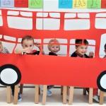 Double-decker Bus!