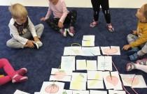 Tuptusie- Tworzymy swoją piramidę zdrowia/ Thumpers- Weare create our pyramid of health