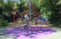 Szaleństwo naplacu zabaw – Grupa Biedronek