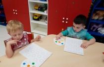 Czar kolorów – metoda malowania dziesięcioma palcami przez Nasze dzieci :)