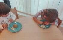 Bączki- jeżyki zziemniaków