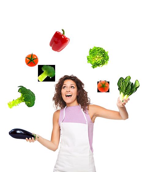 Healthy diet!