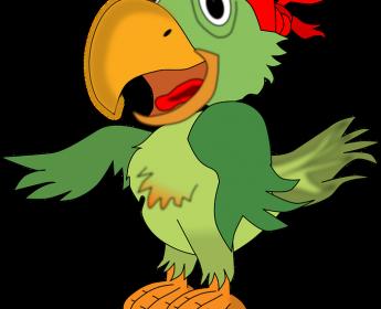 Odiwedzamy papugi! / Visiting parrots!