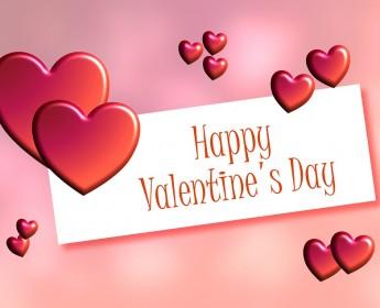 Happy  Valentine's Day ! :)