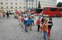 Gwiazdeczki i Żabki – Wycieczka do Straży Pożarnej