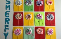 SMERFY – kolorowa wata cukrowa