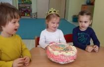 3 urodziny Marysi