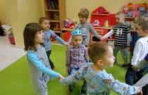 5 urodziny Bartusia- Lwiątka 5.03.