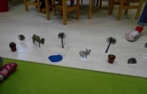 Na pustyni- warsztaty przyrodnicze- Lwiątka