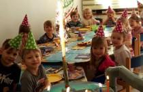 Rybki – Urodziny Mikołaja