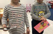 4 Urodziny Amelki -Motylki