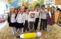 Dzień Edukacji Narodowej w grupie Lwiątek