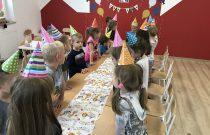 ZAJĄCZKI – urodziny Błażeja