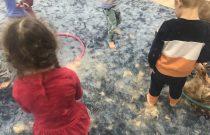 MISIE – Jesienna ścieżka sensoryczna