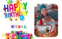 MISIE – Urodziny Michałka