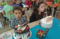 ZAJĄCZKI – urodziny Eli i Stasia