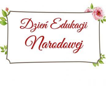 Dzień Edukacji Narodowej:)