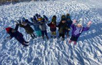 Dzień Śniegu w grupie Motylków :)