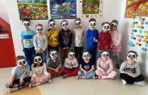 Dzień Pandy w grupie Motylków
