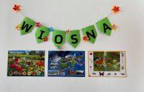 Wiosenne dekoracje w naszym przedszkolu