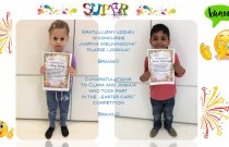 Congratulations! :)