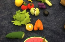 Tuptusie i Tygryski- Dary jesieni warzywa i owoce/Thumpers and Tiggers -Gifts of the autumn vegetables and fruits