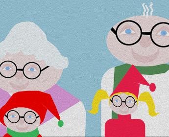 Dzień Babci iDziadka!/ Grandparents Day!