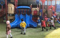 Bawimy się na placu zabaw!/ Let's play outside!