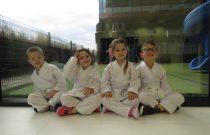 Zajęcia karate/Karate classes