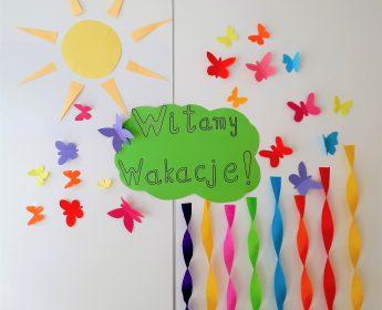 Zakończenie Roku! Witamy Wakacje!/Welcome Holidays!