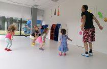 Zajęcia sportowe w przedszkolu / Sports activities in our Preschool