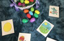 Wielkanocny podwieczorek z językiem angielskim/ Easter Tea Time with English