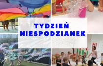 """Tydzień niespodzianek w Przedszkolu Pod Magnolią  / A week of surprises at the """"Pod Magnolią"""" Preschool"""