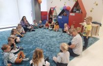 Rozpoczęcie roku przedszkolnego / Beginning of the preschool year