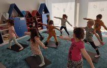 Pierwsze zajęcia z Jogi  / The first yoga classes