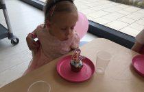 Urodziny Sary – grupa Biedronki