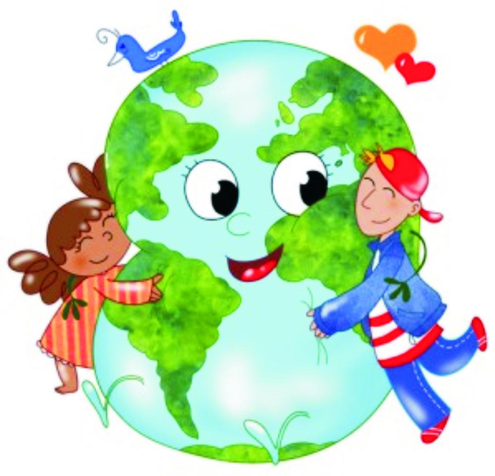 Nasz planeta Ziemia – praca plastyczna w grupie Pszczółek ...