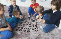 Nauka przez zabawę – Grupa Biedronek