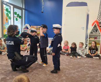 POLICJA wprzedszkolu 🚓🚔🚓