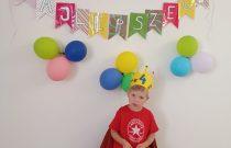 SMERFY – Urodziny Alana