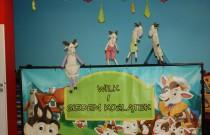 """Teatrzyk """"Wilk i siedem koźlątek"""" / Puppet theater /"""