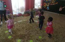 Bezpieczna droga do przedszkola – Minionki