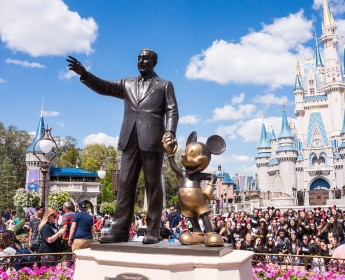 Weekend Workshops – Disney's magical kingdom :)