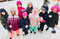 Żabki – Kochamy zimę!