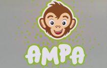 Żabki – Park Rozrywki Ampa /Frogs – Ampa playground/