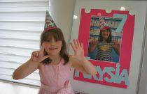 Żabki – Urodziny Krysi / Frogs – Krysia's Birthday Party