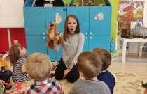 Hedgehogs and Ladybirds- English lessons with Miss Daria
