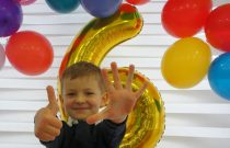 Żabki – Urodziny Leonka 🎈 / Frogs – Leon's Birthday Party 🥳